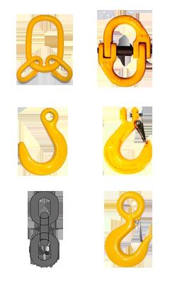 Комплектующие для грузовых строп